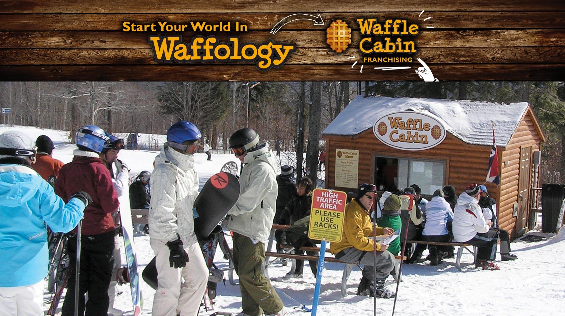 Waffle Cabin Franchising Vermont Belgium Waffles